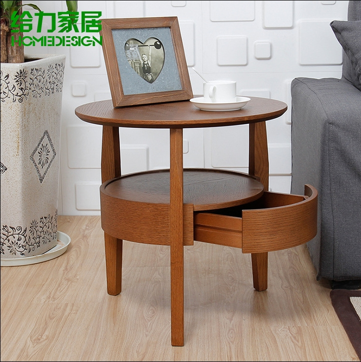 Magnificent Best Round Coffee Tables With Drawer In Round Coffee Table With Drawer (Image 31 of 50)