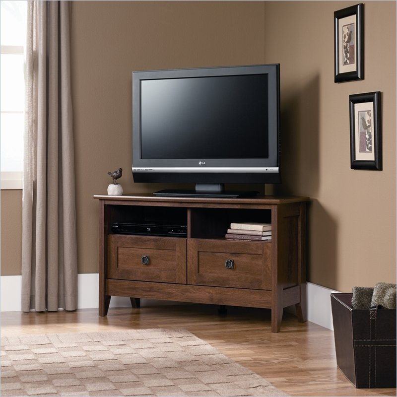 Magnificent Best Small Oak Corner TV Stands Throughout Choosing The Right Kind Of Tv Stand Ideas 4 Homes (View 6 of 50)