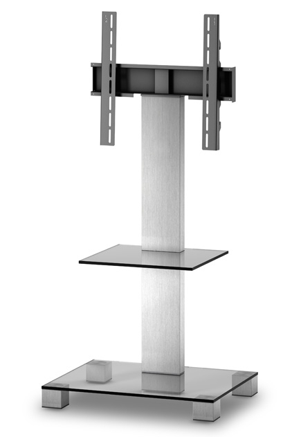 Magnificent Best White Tall TV Stands For Sonorous Pl2515 Tall Television Stand For Tvs Up To 50 Sonoroustv (Image 36 of 50)