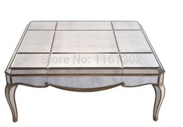 Magnificent Brand New Antique Mirrored Coffee Tables In Compare Prices On Antique Mirror Coffee Table Online Shoppingbuy (View 19 of 40)