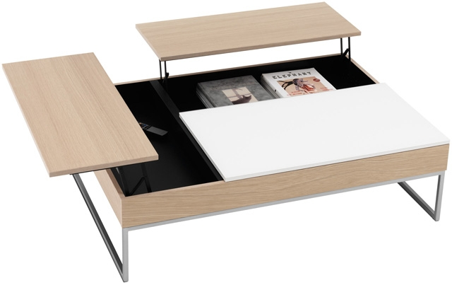 Magnificent Brand New Desk Coffee Tables Inside 21 Coffee Tables With Hidden Storage Space Vurni (Image 33 of 50)