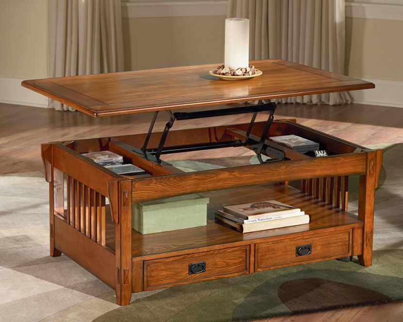 Magnificent Brand New Lift Top Coffee Tables With Storage Inside Stunning Square Lift Top Coffee Table Design (Image 38 of 50)
