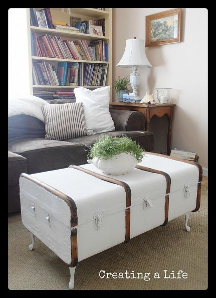 Magnificent Brand New Old Trunks As Coffee Tables For 26 Best Old Trunk Upcycle Images On Pinterest Old Trunks (Image 36 of 50)