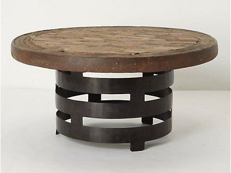 Magnificent Brand New Small Circular Coffee Table Intended For Best 25 Iron Coffee Table Ideas On Pinterest Glass Coffee (Image 25 of 40)