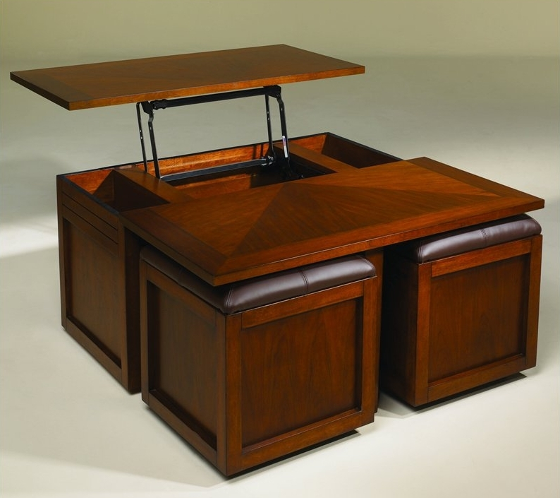 Magnificent Brand New Top Lifting Coffee Tables Throughout Lift Top Coffee Table Plans Idi Design (Image 35 of 48)