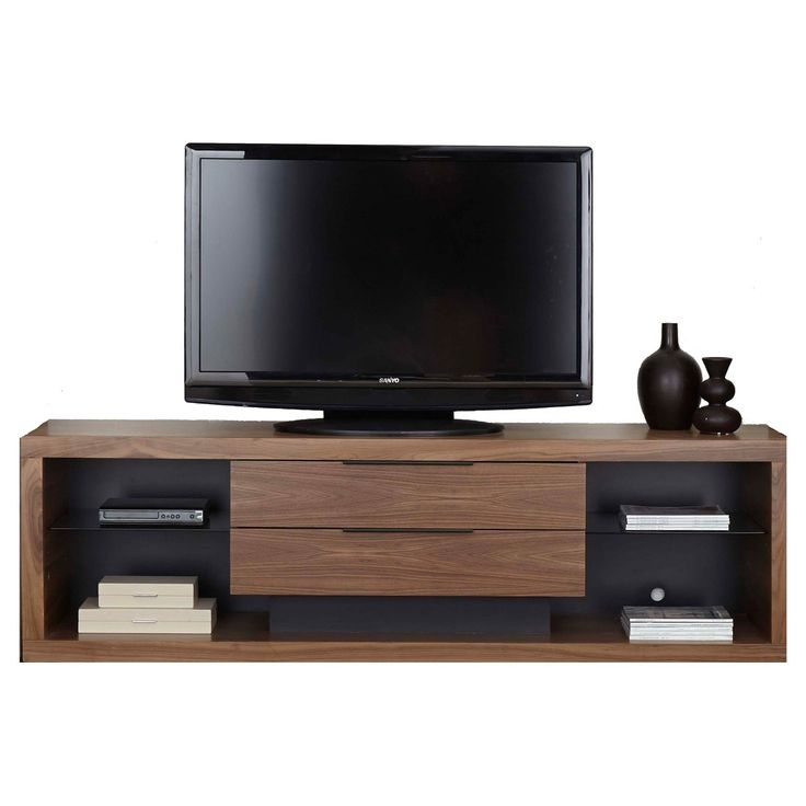 Magnificent Brand New Walnut TV Stands For Flat Screens With Regard To 290 Best Tv Stands Images On Pinterest Tv Stands Entertainment (Image 31 of 50)