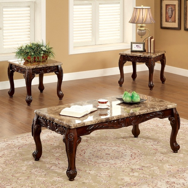Magnificent Common Cherry Wood Coffee Table Sets Intended For Modern Cherry Coffee Table Sets (Image 35 of 50)