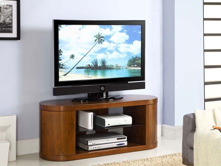 Magnificent Common Dark Walnut TV Stands In Best 25 Wooden Tv Stands Ideas On Pinterest Mounted Tv Decor (Image 34 of 50)