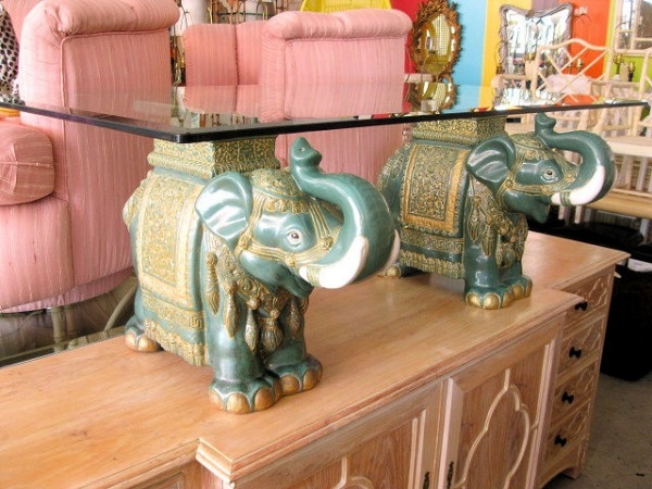 Magnificent Common Elephant Coffee Tables With Regard To Elephant Coffee Table Circa Who (Image 37 of 50)