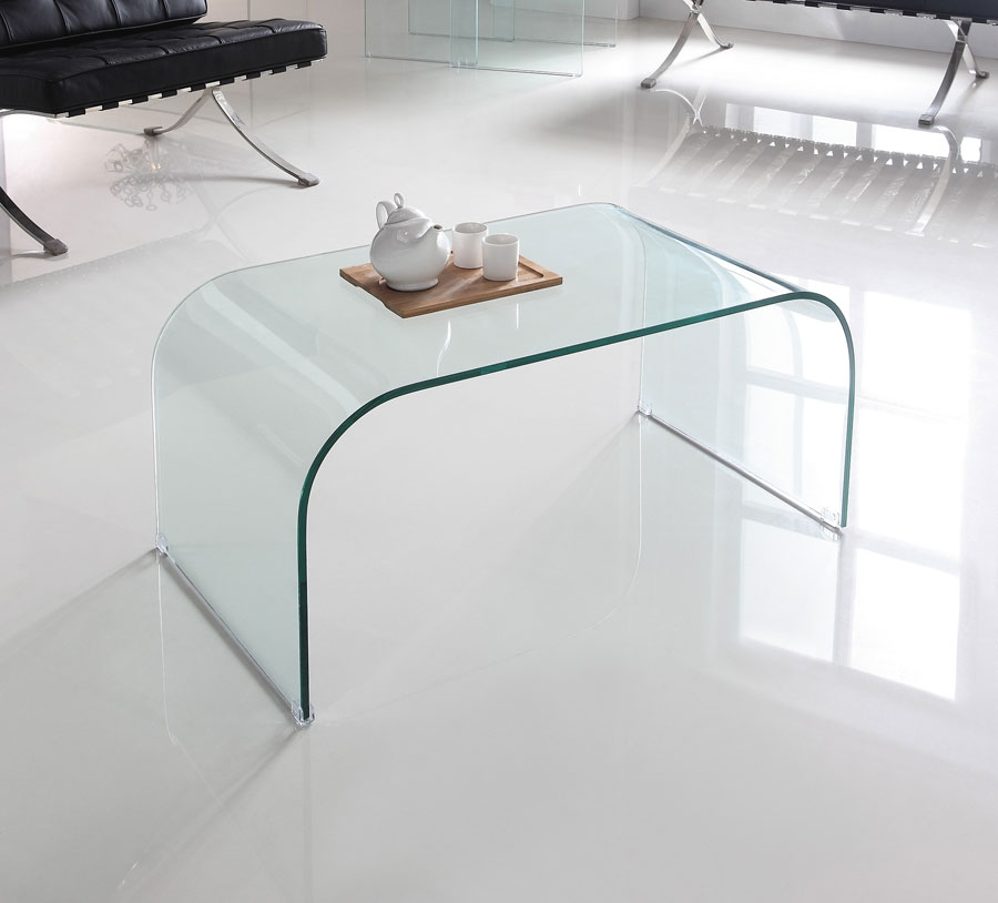 Magnificent Common Glass Coffee Tables Throughout Buy Modern Glass Coffee Tables Side Tables And Nests Of Tables (Image 36 of 50)
