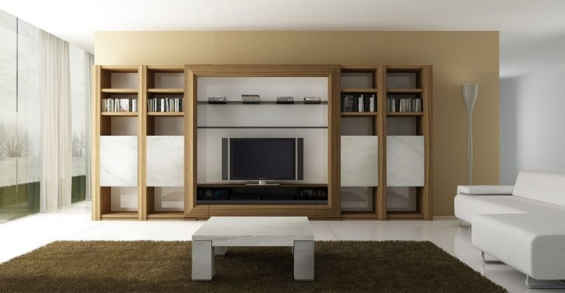 Magnificent Common Large Oak TV Stands With Regard To Oak Fireplace Tv Stand Combo (Image 34 of 50)