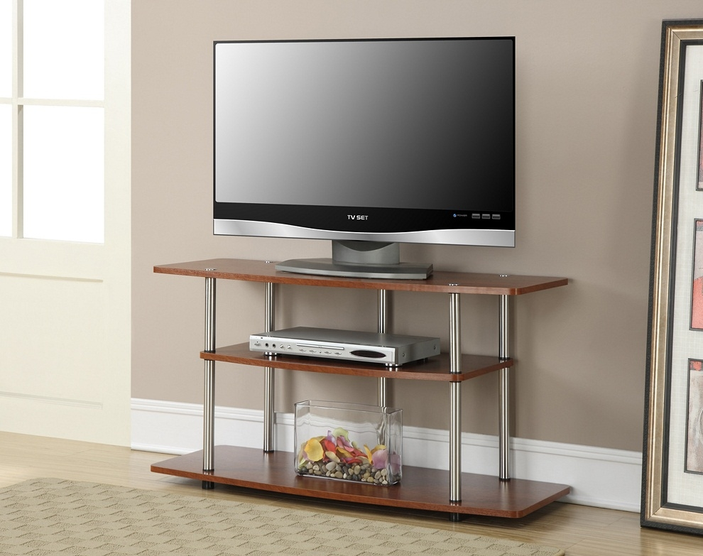 Magnificent Common Modern TV Cabinets For Flat Screens Intended For Wood Modern Tv Stands For Flat Screens Charm And Modern Tv (Image 34 of 50)