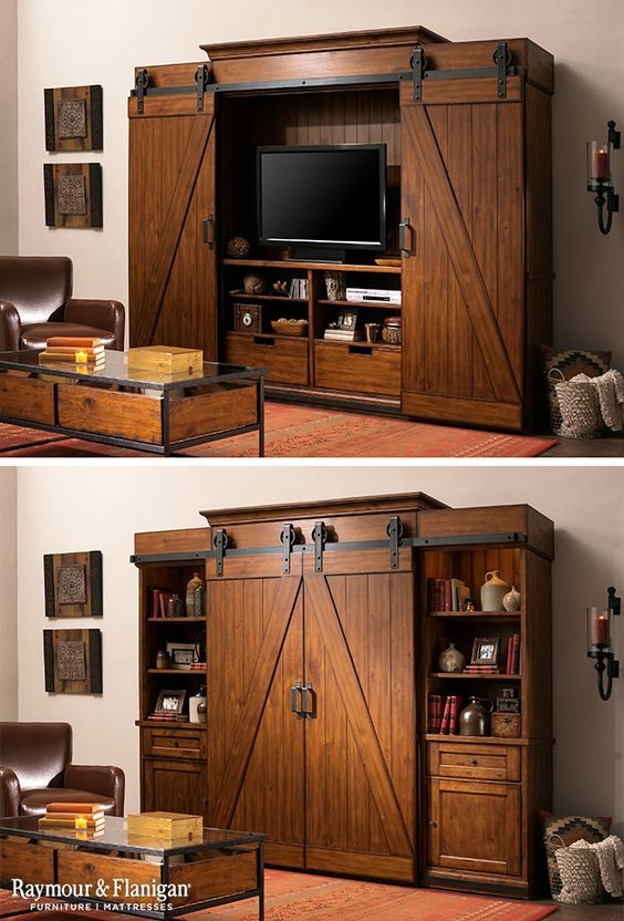 Magnificent Common Rustic Looking TV Stands In Best 25 Rustic Entertainment Centers Ideas On Pinterest (Image 29 of 50)