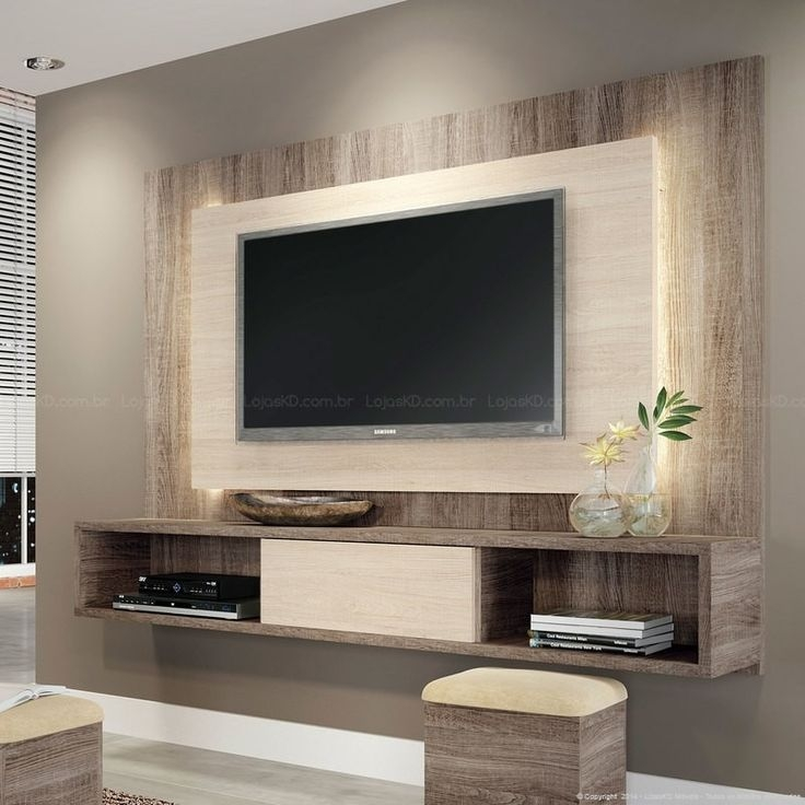 Magnificent Common Wall Display Units & TV Cabinets Intended For Best 25 Tv Wall Design Ideas On Pinterest Tv Walls Tv Units (View 27 of 50)