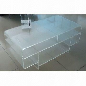 Magnificent Deluxe Acrylic TV Stands Inside Acrylic Tv Display Stand Ideal To Suit Any Existing Decor (Image 33 of 50)