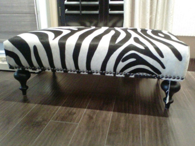 Magnificent Deluxe Animal Print Ottoman Coffee Tables For Animal Print Ottoman Home Hold Design Reference (Image 38 of 50)