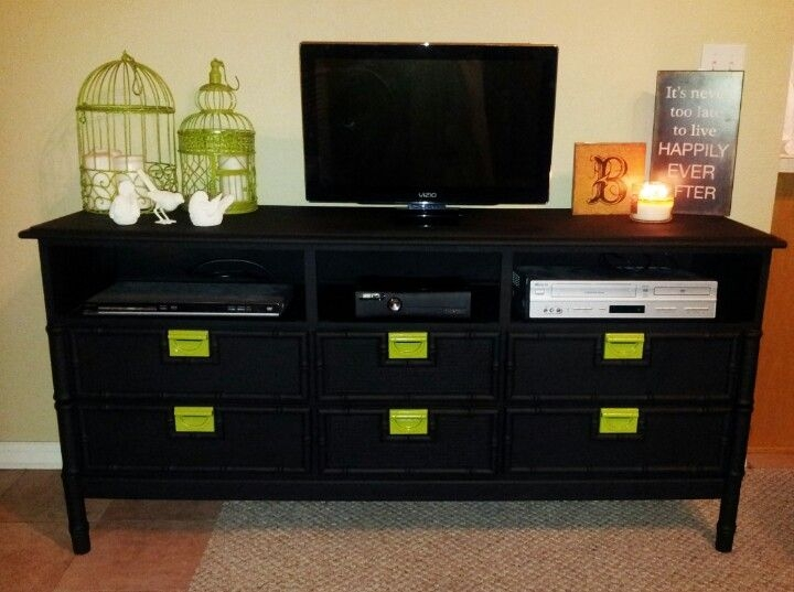 Magnificent Deluxe Dresser And TV Stands Combination Within Dresser Tv Stand Tv Stands Awesome Dresser Tv Stand Rustic Living (View 4 of 50)