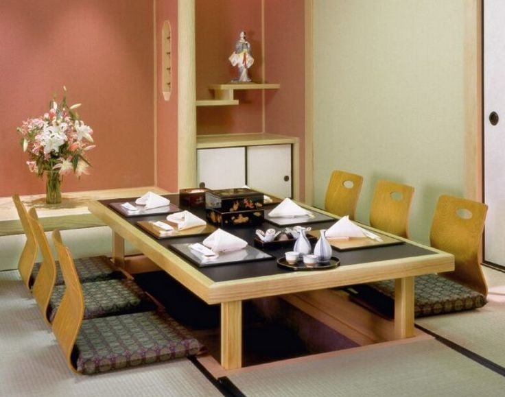 Magnificent Deluxe Low Japanese Style Coffee Tables Within Best 25 Japanese Table Ideas On Pinterest Japanese Dining Table (Image 35 of 50)
