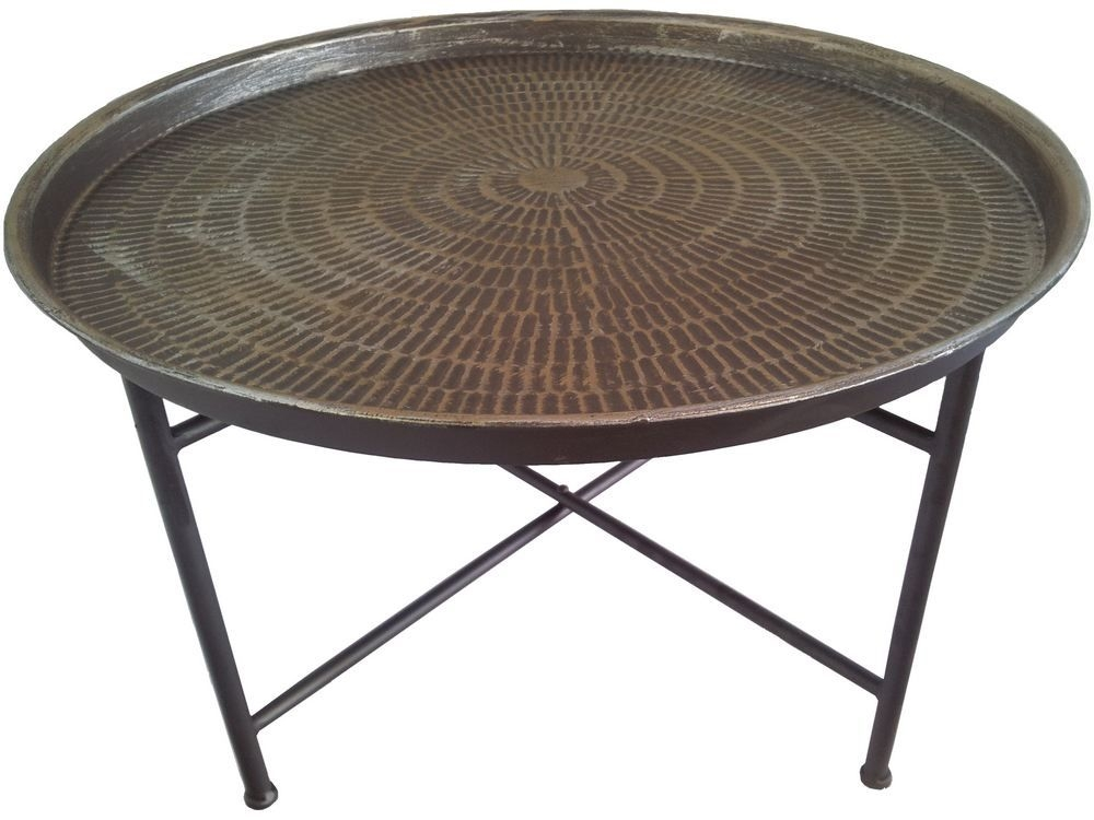Magnificent Deluxe Round Steel Coffee Tables Within Coffee Table Simple Modern Metal Coffee Table Metal Coffee Tables (Image 32 of 50)