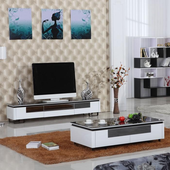 Magnificent Deluxe TV Cabinets And Coffee Table Sets Within 2017 Fashion Paint Furniture Tv Cabinet Brief Modern Tv Cabinet Tv (Image 33 of 50)