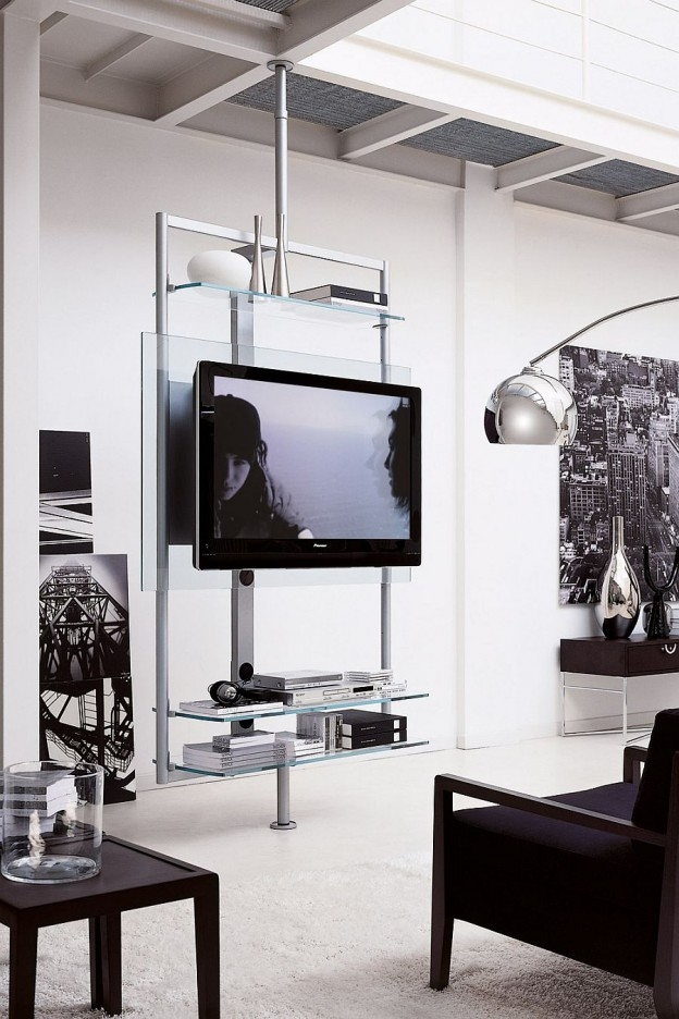 Magnificent Deluxe TV Stands For Small Spaces With Tv Stands 10 Top Elegant Tv Stands For Small Spaces Design Ideas (Image 40 of 50)