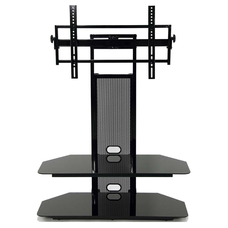 Magnificent Elite 32 Inch TV Stands Inside Currently Editing Transdeco Black Glass Tv Stand With Integrated (Image 34 of 50)