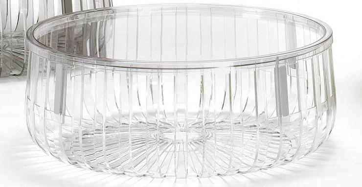 Magnificent Elite Ava Coffee Tables In Latest Alluring Round Acrylic Coffee Table Ava Modern Round Clear (View 35 of 50)
