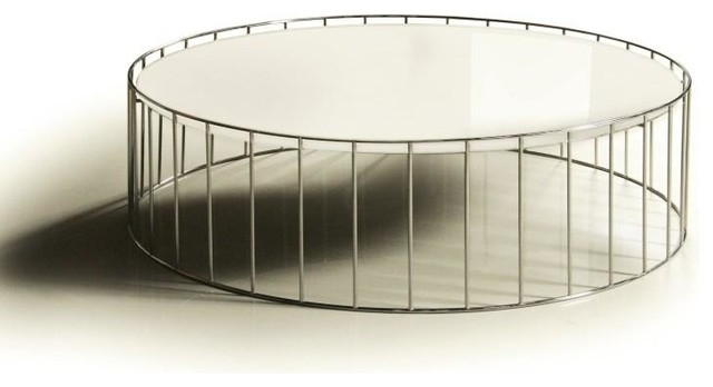 Magnificent Elite Circular Glass Coffee Tables Intended For Round Glass Top Coffee Table (Image 33 of 50)