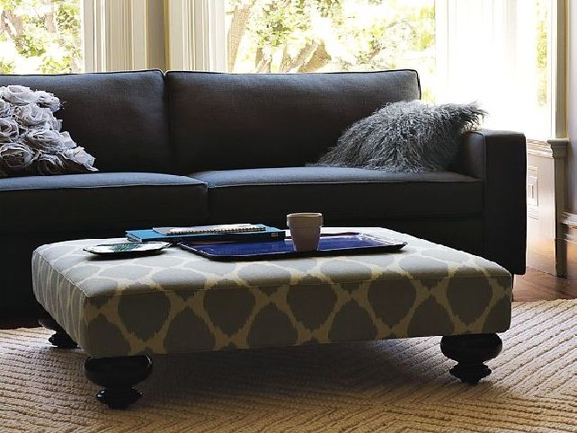 Magnificent Elite Footstool Coffee Tables Throughout Padded Coffee Table (Image 27 of 40)