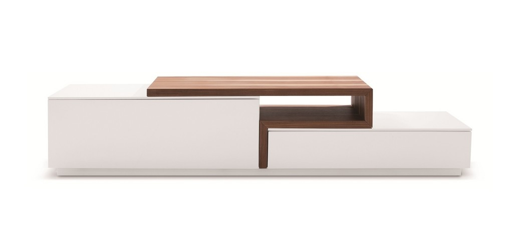 Magnificent Elite Long Low TV Stands Regarding Furniture Long Modern Tv Stand Tv Unit For 55 Inch Tv Wall Tv (Image 31 of 50)