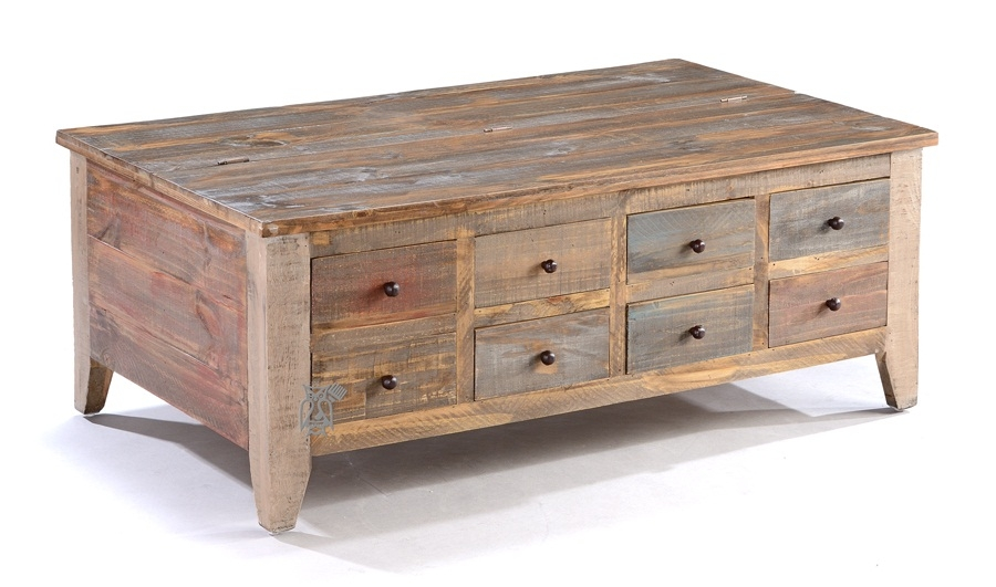 Magnificent Elite Pine Coffee Tables With Storage Inside Rustic Storage Coffee Table (Image 36 of 50)
