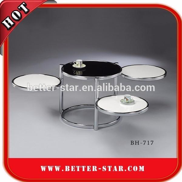 Magnificent Elite Revolving Glass Coffee Tables Throughout Rotating Glass Coffee Table Rotating Glass Coffee Table Suppliers (Image 29 of 40)