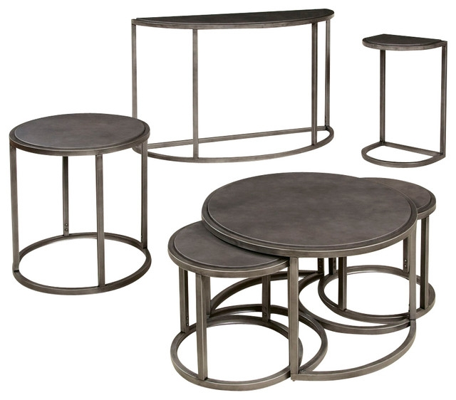 Magnificent Elite Round Steel Coffee Tables For Marvelous Round Coffee Table Sets Coffee Table Contemporary (Image 33 of 50)