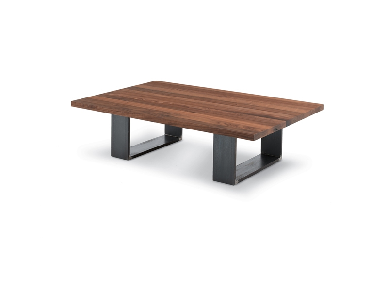Magnificent Elite Small Wood Coffee Tables With Square Wood Low Profile Coffee Table Painted With Black Color For (View 11 of 50)
