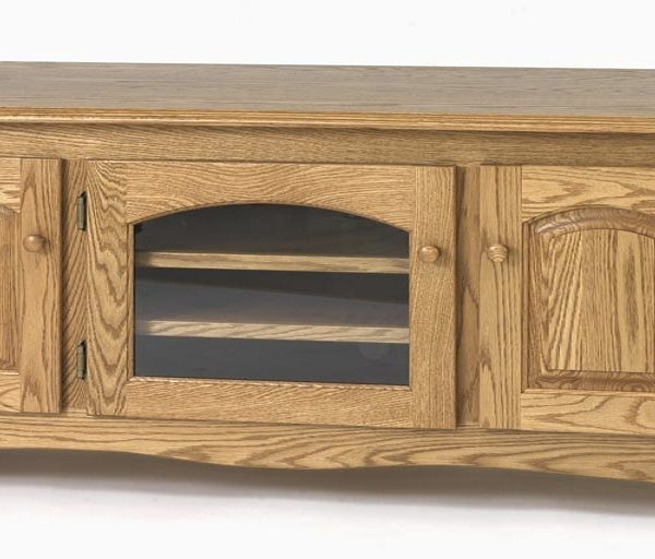 Magnificent Elite Solid Oak TV Stands In Solid Oak Country Trend Tv Stand Wcabinet 60 The Oak (Image 30 of 50)