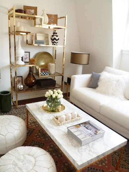 Magnificent Elite White Marble Coffee Tables Within 25 Best Faux Marble Coffee Table Ideas On Pinterest Cheap (View 49 of 50)