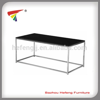 Magnificent Famous Chrome Leg Coffee Tables For Tempered Glass Top Chrome Leg Coffee Table Buy Tempered Glass (Image 37 of 50)