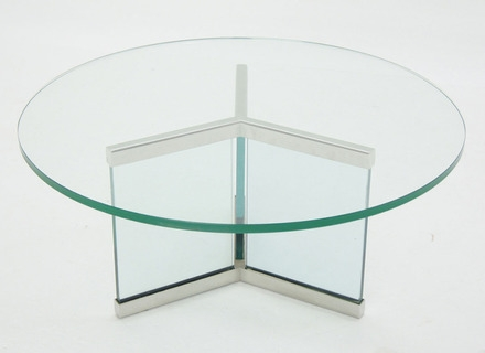 Magnificent Famous Glass Coffee Tables With Casters Inside Luxury Round Coffee Table Decor Idea With Glass Candle Holders And (Image 34 of 50)