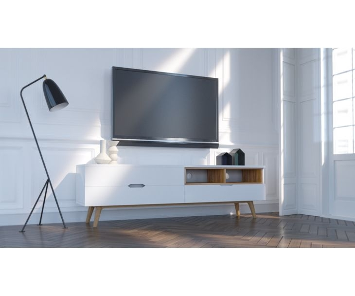 Magnificent Famous Scandinavian Design TV Cabinets Throughout 65 Best Tv Stand Ideas Images On Pinterest Tv Stands (View 2 of 50)
