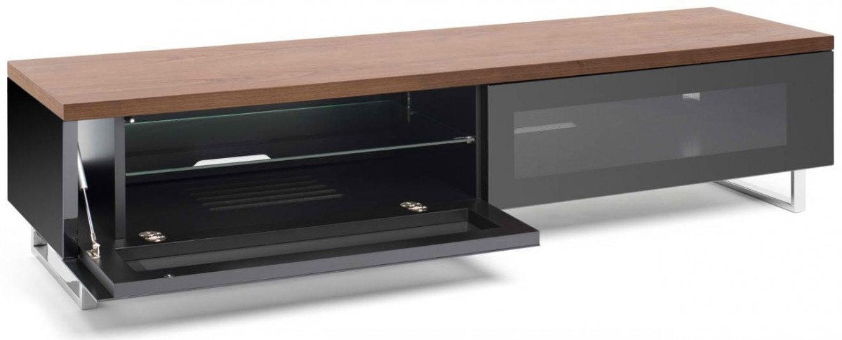 Magnificent Famous Techlink TV Stands Sale Pertaining To Techlink 406421 Panorama Pm160w Tv Stand For Screens Up To  (Image 36 of 50)