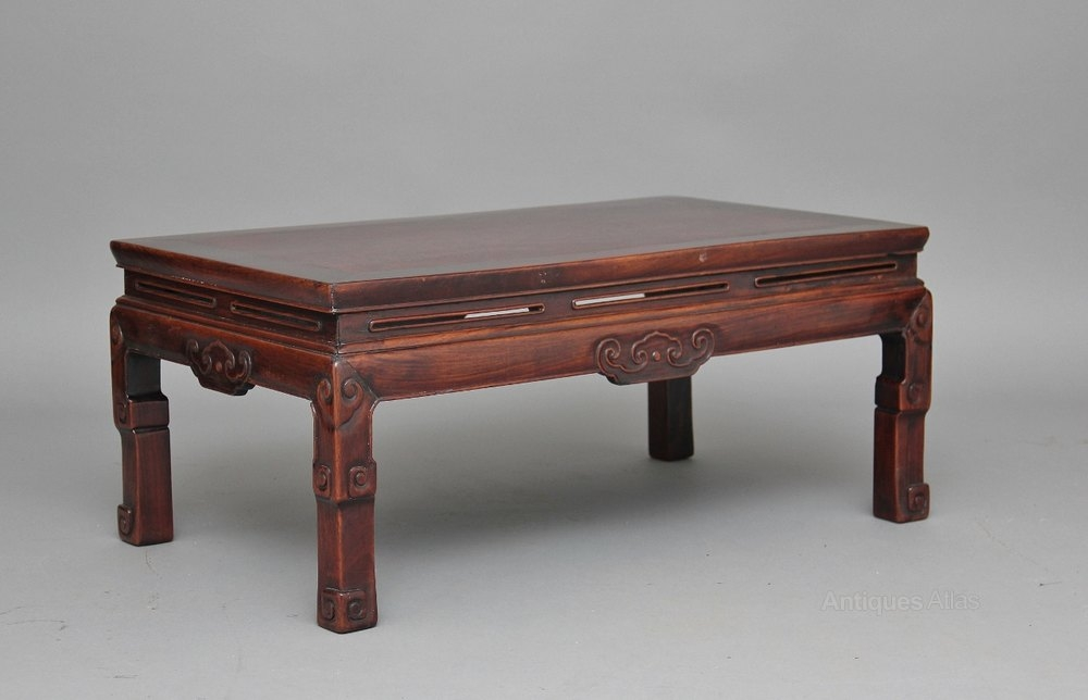 Magnificent Fashionable Chinese Coffee Tables With 19th Century Chinese Coffee Table Antiques Atlas (View 35 of 50)