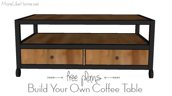 Magnificent Fashionable Coffee Tables With Shelves With Regard To More Like Home Bryan Coffee Table Twist (Image 37 of 50)
