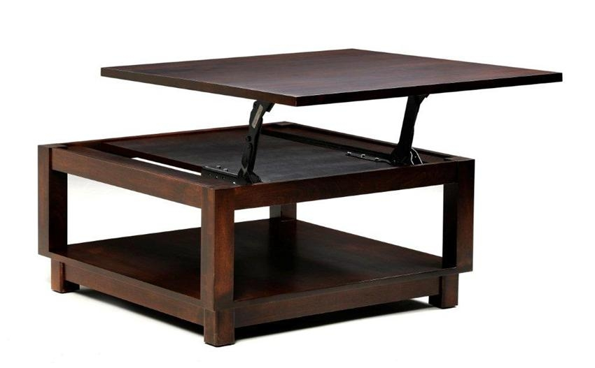 Magnificent Fashionable Elevating Coffee Tables Regarding Coffee Tables With Lift Top Idi Design (Image 32 of 50)