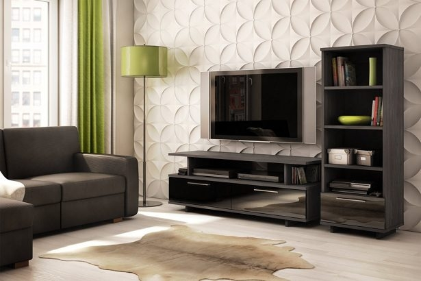 Magnificent Fashionable Light Oak TV Stands Flat Screen In Tv Stands Modern Glass Corner Tv Stands For Flat Screen Tvs Ideas (Image 36 of 50)
