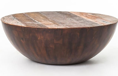 Magnificent Fashionable Metal Round Coffee Tables Throughout Elegant Round Metal Coffee Table (Image 36 of 50)