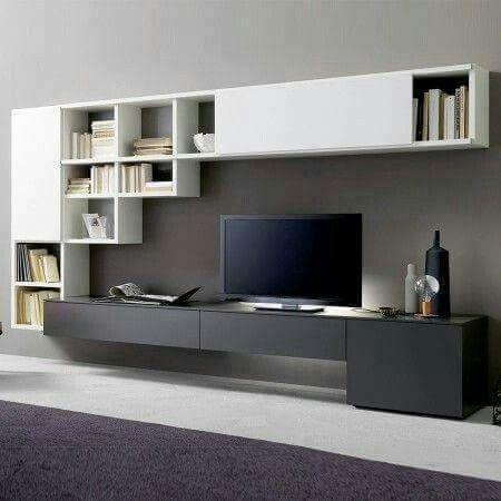 Magnificent Fashionable Modern TV Cabinets Within 45 Best Tv Panels Images On Pinterest Tv Walls Entertainment (Image 36 of 50)