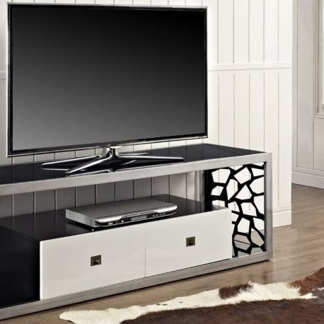Magnificent Fashionable Modern TV Stands For 60 Inch TVs Pertaining To Modern Television Stand 60 Tv Stands Entertainment Center (Image 33 of 50)