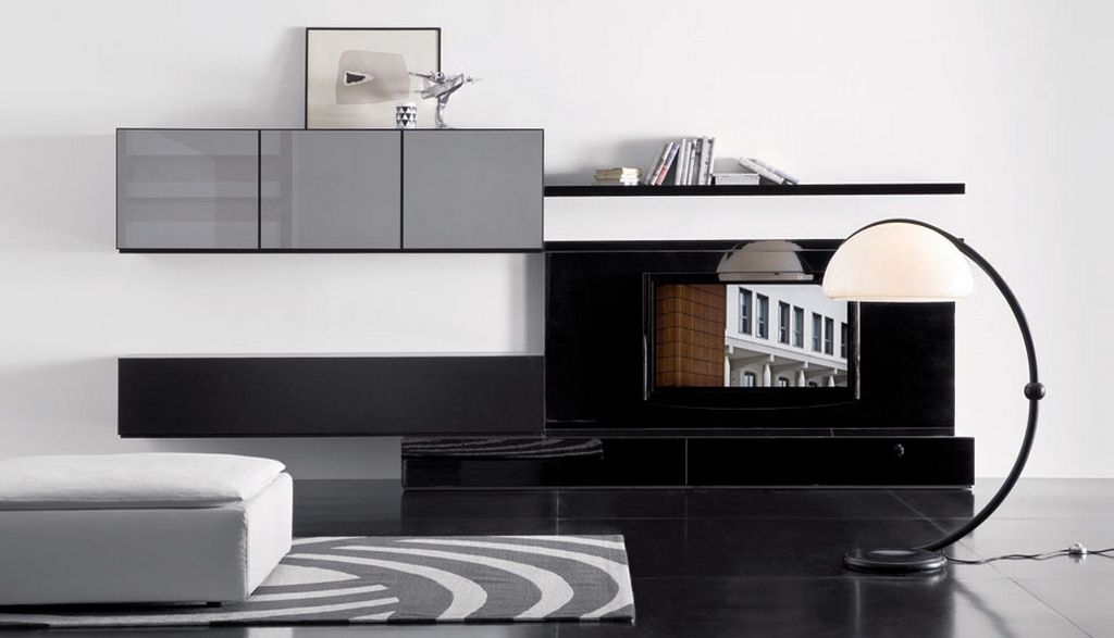 Magnificent Fashionable Modular TV Stands Furniture Intended For Tv Stands 10 Stunning Contemporary Tv Stands With Mount For  (Image 33 of 50)