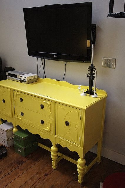 Magnificent Fashionable Painted TV Stands Intended For 89 Best Tv Stand Images On Pinterest Furniture Furniture Ideas (Image 33 of 50)