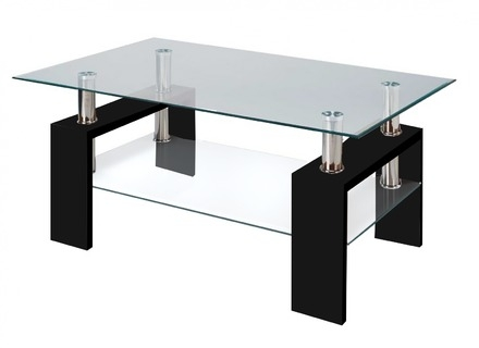 Magnificent Fashionable Rectangle Glass Coffee Table In Rectangle Glass Coffee Table Jerichomafjarproject (View 42 of 50)
